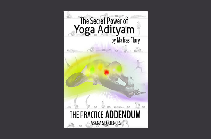 The Practice Addendum, Asana Secuence